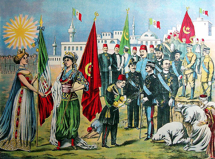 Italo-Turkish_War_peace_treaty_chromolithograph