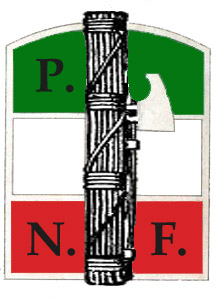 Emblem of the National Fascist Party