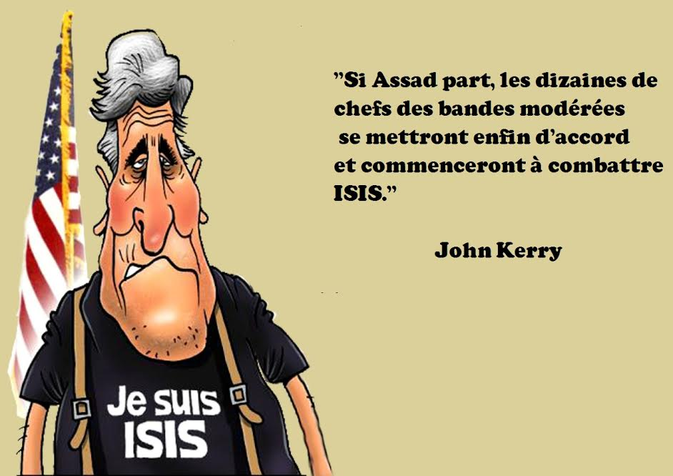 Je suis ISIS