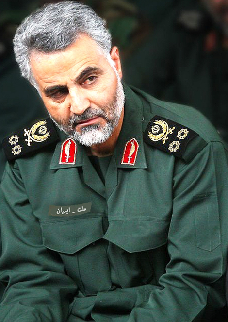The leader of the Iranian Quds force, Gen. Qasem Soleimani reportedly took up a prominent role in both the planning & execution of the offensive to liberate Tikrit from ISIL. Quds is a special forces unit of Iran's Revolutionary Guards