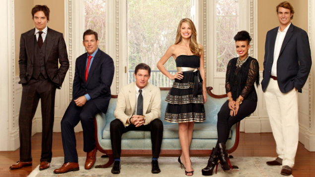Bravo's Southern Charm celebrity cast: Unrepentantly frivolous and privileged. Superficiality as an admired way of life.