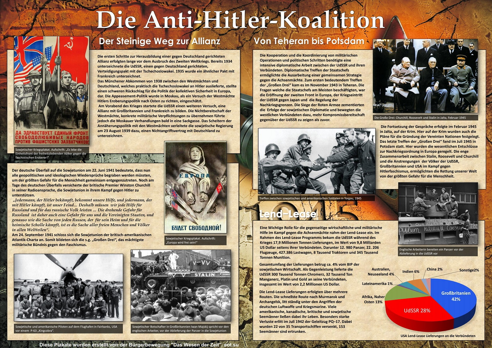 8. Die Anti-Hitler-Koalition