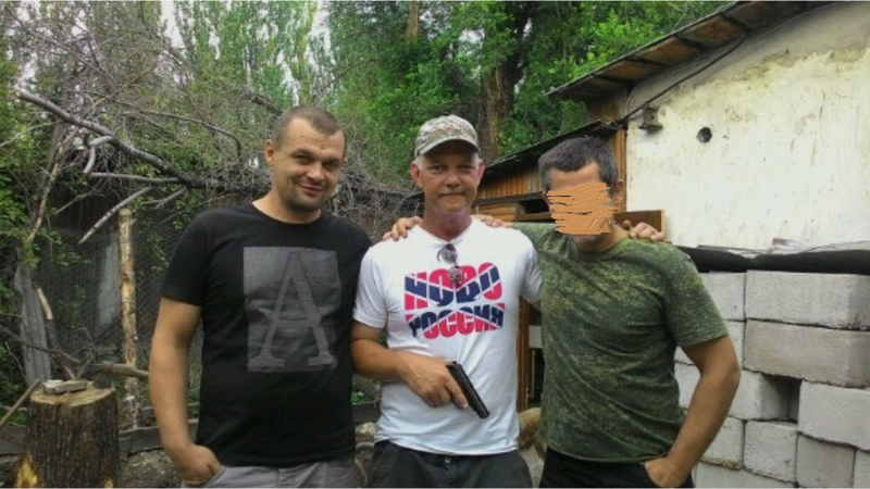 """Reem"" means ""Chrome"", and ""Mir"" means ""Peace"" or ""Earth"". (Mir's face blurred for the safety of his family, which still resides in Kiev controlled territory)."