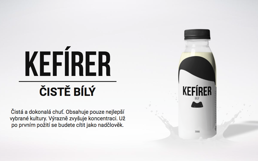 'Keführer'. Screenshot from the official website of the product